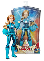 Marvel Captain Marvel (Starforce Uniform) 11in. Doll New in Box - $15.88