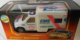Pro Engine EMS National City Ambulance 09 Street Machine Mini Die Cast M... - $3.95