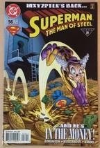 Superman The Man Of Steel # 56 Dc Comics - $5.94