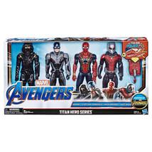 Marvel Avengers Titan Hero 4-pack: Going Subatomic ~ Free Shipping - $41.64