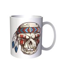 Sugar Skull Novelty Vintage Art 11oz Mug pp31 - $203,52 MXN