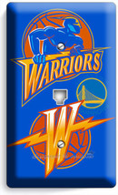 Golden State Warriors Basketball Phone Jack Telephone Wall Plate Cover Boys Room - $9.89
