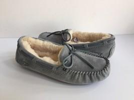 Ugg Dakota Metallic Geyser Shearling Lined Slippers Us 6 / Eu 37 / Uk 4.5 - $79.48