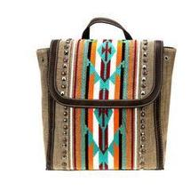 NWT Montana West Aztec Tan Backpack - $55.00