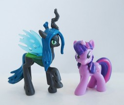 My Little Pony Blind Bag Story Pack Royal Surprise Authentic Queen Chrysalis Lot - $28.00