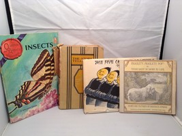 Set of Four Children's Books