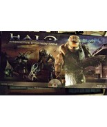 Halo Interactive Strategy Game,  2008 Complete - $30.00
