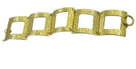 appealing Plain Gold Plated multi Bangle Glass Designer US - $13.16