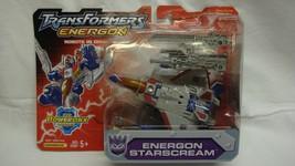 TRANSFORMERS ENERGON ROBOTS IN DISGUISE ENERGON STARSCREAM POWERLINX BAT... - $37.24