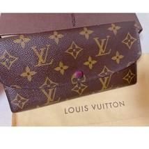 Louis Vuitton Portefeuille Emilie - japan - $321.75