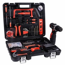 LETTON Power Tools Combo Kit Set with 60 Accessories 16.8V Cordless Dril... - $100.55