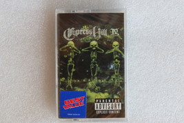 Cypress Hill IV cassette ----- SEALED - $11.50