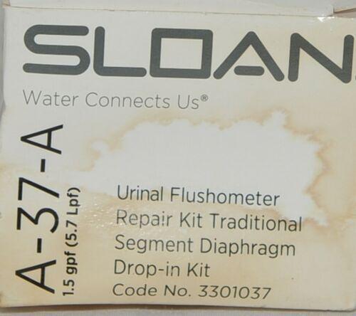 Sloan Urinal Flushometer Repair Kit Traditional Segment Diaphragm Drop In Kit