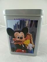 Nestle Toll House 25th Anniversary Walt Disney World Epcot Metal Tin 1996 - $8.90