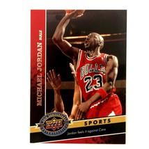 Michael Jordan 2009 Upper Deck 20th Anniversary Insert Card #177 Chicago... - $4.90