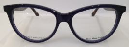 Tommy Hilfiger TH 1245 Blue 1JY Plastic Eyeglasses Frame 52-16-135 Cat E... - $89.45