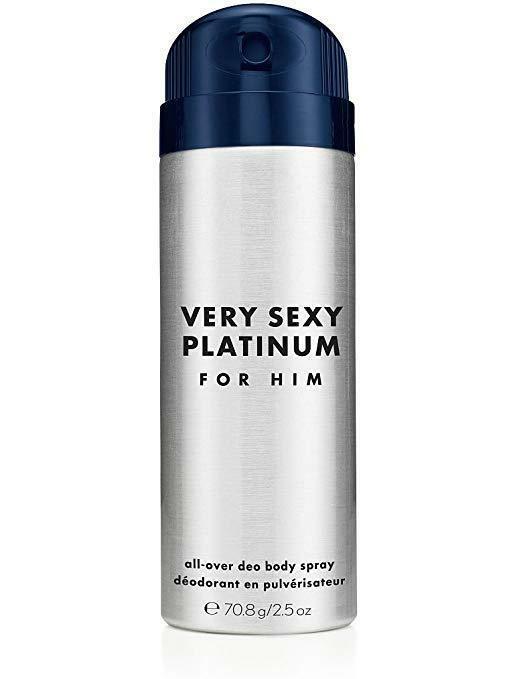 Victoria's Secret Very Sexy For Him Deodorant Body Spray Cologne Deo 2.5oz