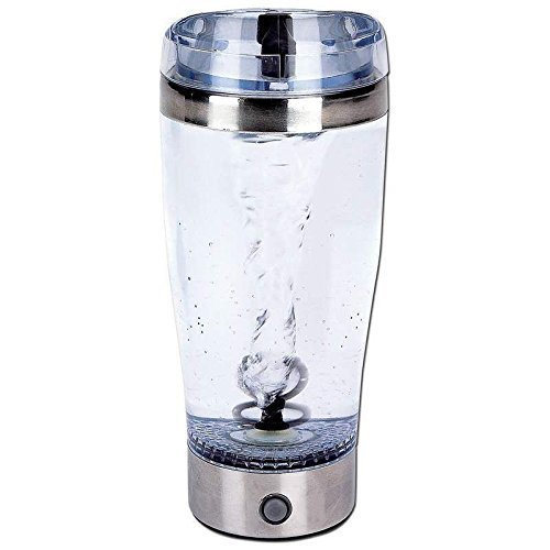 Primary image for 18oz Tornado Portable Cocktail Drink Mixer Protein Shake Hand Held Blender Mug