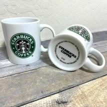 Small Starbucks 9oz Matching Set Green Mermaid - $35.00