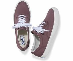 Keds WF58532 Women's Anchor Sateen Sneakers Mauve,Size 8 - $39.59