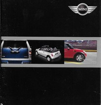2008 Mini COOPER full line miniature brochure catalog folder Clubman US ... - $6.00