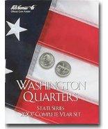 Washington Quarters - State Series 2007 Complete Year Set - $12.98