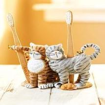 The Lakeside Collection Playful Cat Toothbrush Holder - $13.95