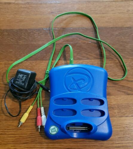 2009 Disney LeapFrog Zippity TV Game Learning System  Console ONLY  - $19.99