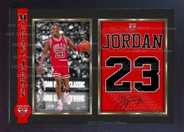 Michael Jordan signed autograph Basketball Memorabilia NBA photo print F... - $19.27