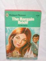 The Bargain Bride (Harlequin) [Mass Market Paperback] Flora Kidd