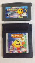 Ms. Pac-Man Maze Madness & Special Color Edition Nintendo Game Boy Advance - $8.95