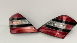07-09 Mercedes 221 S550 S600 Tailight Tail Light Lamps Set L&R image 1