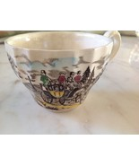 Myott Royal Mail Staffordshire Tea Cup England   - $3.00