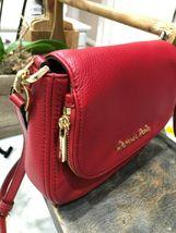 Michael Kors Classics Bedford Pocket Flap Small Crossbody Bag Pebbled $298 New image 3