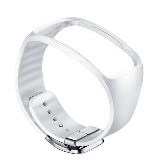 Samsung SM-R750 Galaxy Gear S Basic Color Strap ET-SR750 White Genuine New