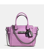 New Coach Swagger 21 With Willow Floral Detail 57332 NWOT $395 - $279.99
