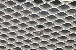 09 10 11 12 Mitsubishi Galant Front Upper Radiator Hood Grill Mesh Chrome image 4