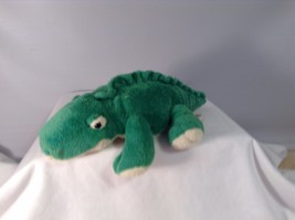 TY PLUFFIES PLUFFY PLUSH GREEN ALLIGATOR BABY VGC CUTE CHOMPS - $6.79