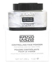 Erno Laszlo Controlling Loose Face Powder 1oz Translucent DARK NEW SEALED - $68.31