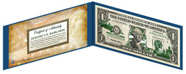 INDIANA State $1 Bill *Genuine Legal Tender* U.S. One-Dollar Currency *G... - $8.86
