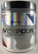 Diamondtech Aventador Ultra Premium Pre-Workout, 50 Servings - 4 Flavors - $39.99