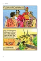 The Catholic Comic Book Bible: Acts of the Apostles image 2
