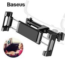 Baseus Car Back Seat Headrest Holder for 4-12.9 inch iPad Car Phone Hold... - $23.99