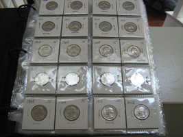 Washington Quarters , 1972 - 2007 , MIxed Lot , 175 Coins , AU / Un Circ. - $198.00
