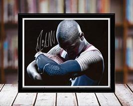 Damian Lillard Autograph Replica Print - NBA Star - Portland Trailblazer... - $36.99