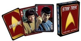 Aquarius Star Trek Playing Cards - $6.10
