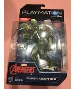 Playmation Marvel Avengers Super Adaptoid Villain Smart Figure NIB Ships... - $7.82