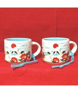 Starbucks Japan You Are Here Collection Set of 2 Mug 59ml for Espresso - $74.25