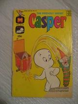CASPER the friendly ghost, vol 1 #152 good cond. 1971 harvey comic book - $2.99
