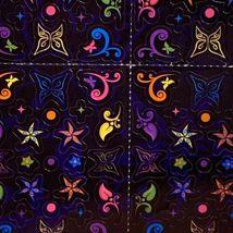 Vintage S445 Lisa Frank Sticker Sheet Dream Writers Complete + HTF UNIQUE image 3